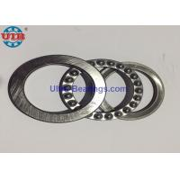 Single Row Precision Ball Bearing , Vibrating Screen Machine Thrust Ball Bearings