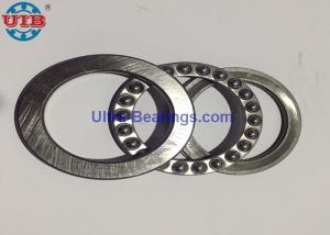 China Single Row Precision Ball Bearing , Vibrating Screen Machine Thrust Ball Bearings on sale