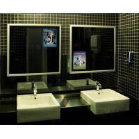 Innovative Magic Mirror Display Wall Mount Advertising 800 x 800 for bathroom