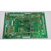 China High TG PCB Multilayer Printed Circuit Board HASL Immersion Gold 1.2MM Thickness on sale