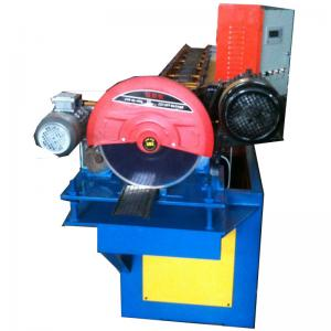 China 12 Zinc Aluminum Roller Shutter Door Cold Rolling Mill Holes Punching Equipment And 1'' Chain on sale