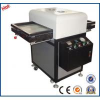 Double working position vacuum sublimation transfer machine for phone shell ,computer, arts and crafts case factory 28A