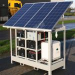 Solar Energy Power System For Families or Companies