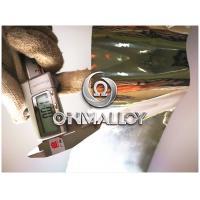 China Ohmalloy 4J29 Kovar Rim Low Expansion Alloys Kovar Thermal Expansion on sale