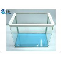 China Customize Aquarium Fish Tank  By  Clear Glass 4 in 1 Set Aquarium on sale