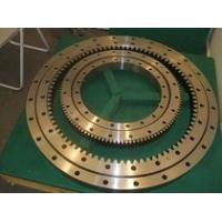 External Gear - Single Row Four Point Contact Ball Slewing Ring Bearing for Windpower