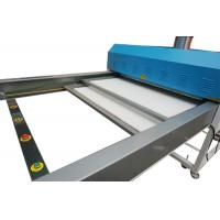 Multi - color Printing Large Format Heat Press Machine For Curtain Printing