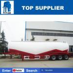 70t tank truck cement bulker trailer in dubai bulk fly ash trailer - TITAN VEHICLE