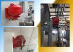 50L sistema extintor del tanque HFC 227ea para la cámara anecoica