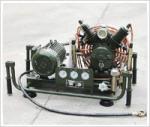 呼吸の空気圧縮機/消防隊GS - 206は呼吸する呼吸の火のダイビングの空気圧縮機の空気圧縮機を始動させます