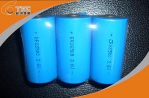 China Talla 3,6V primaria ER26650 9AH de la batería de litio C para el equipo de la alarma o de la seguridad on sale