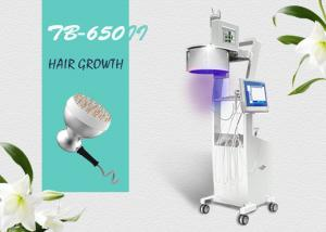 Quality LCD Touch Screen Diode laser For Hair Regrowth With Three Wavelength for sale