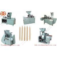 Cost of wooden pencil production line wooden pencil making mahine sale in factory price