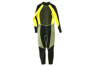 China Watersports 5mm Full Body Wetsuit Front Zippered For Diving Swimming Scuba on sale