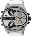 Wholesale DIESEL DZ7401 MR DADDY 2.0 White Multiple Time Zone Chronograph Mens Watch
