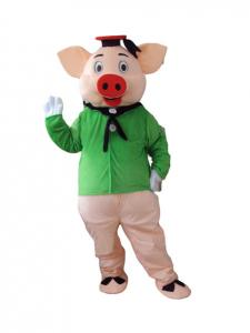 China Piglet mascot costume costume mascot wholes mascot costume high quality costume on sale