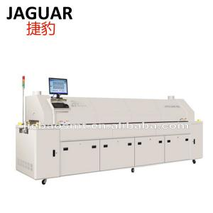 China reflow oven machine for pcb soldering/smt lead free reflow oven machine on sale