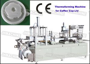 China PP Raw Material Blister Packing Machine within Cutting and counting/Lid Making Machine on sale