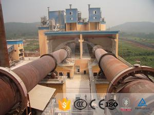 China High Temp Lime Kiln Plant Clinker Rotary Kiln Environmental Protection on sale