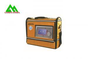 China Emergency Room Equipment Portable Medical Ventilator Machine Gas Driven on sale