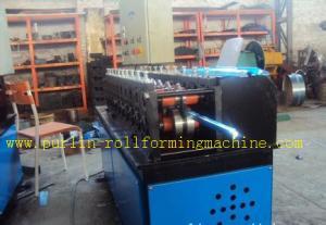 China 軽い鋼鉄 C トラス ロール前の機械 Furring のチャネル/屋根 PLC 制御 on sale