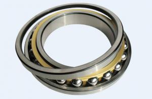 China Double Row Angular Contact Ball stiff Bearings 7304 BEP with a two - piece inner ring on sale