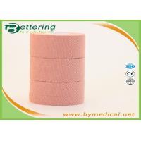 Elastic Adhesive Bandage Tape , Elastoplast Finger Protection Tape For Wound Dressing