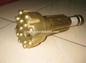 China DTH rock drilling bits on sale