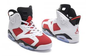China wholesale free shipping Perfect Nike Jordan 6 Mens Shoes @clothing-wholesale-online on sale
