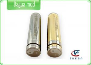 China Mechanical Mod E Cigarette 900mah Bagua Mech Mod With 510 Connector on sale