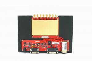China 8 Channel Reader Module Impinj R2000 Indy2000 UHF RFID Reader Module DVK or EVB on sale