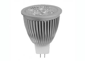 China High Efficiency 6 Watt Indoor LED Spotlights 500Lm 2700K GU10 on sale
