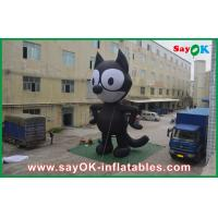 5M Oxford Cloth Inflatable Cartoon Characters Inflatable Toy For Trade Show