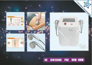 China Radio Frequency Cavitation Weight Loss Machine With 2 Handle Together CE /  ISO13485 on sale