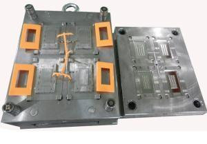 China Electric Appliance High Precision Custom Multi Cavity Mold With Compound Die on sale