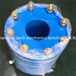 Carbon brushes Customized Collector test equipment slip ring with carbon brush holder set