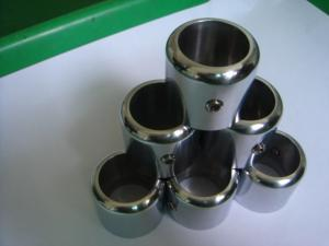 China Aluminum, AL6061, AL6063 CNC Precision Milling Machining for Clocks, Toys, Cars on sale