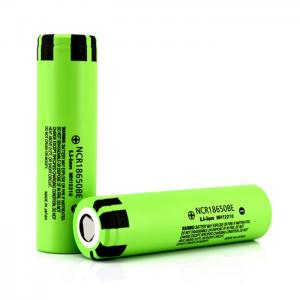 China Panasonic NCR18650BE 3200mAh flat top 20A 3.7V lithium rechargeable battery led flashlight battery power tools battery on sale