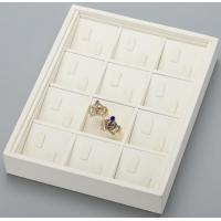 12 Exhibitions Finger Ring Display Trays With Interchangeable Pads 24 Clip Rings