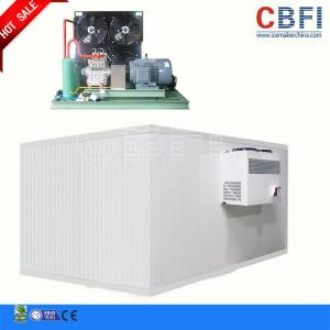 China CBFI VCR220 Blast Chiller Commercial , Air Blast Freezing For Drink / Beer Storage on sale