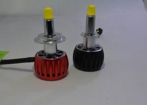 China Long Distance Bright 12v LED Headlight 30W 3000lm 5000K LED Light Bulbs on sale