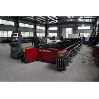Stainless Steel Laser Cutter Equipment , 500W Laser Cutting Machine For Stainless Steel