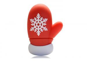 China Custom Stocking USB Drive 4GB 8GB 16GB Christmas USB Flash Drive For GIfts on sale