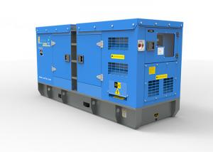 China 50Hz 3 Phase Diesel Generator Set 4 Wires With 10 Turbocharger on sale