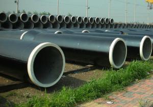 China Tubo anti galvanizado de la corrosión para el petróleo y el gas natural, SY/T 5037, GB/T 9711,1 on sale