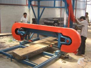 Bandsaw Mill For Sale >> Diesel Power Portable Saw Mill Electric Type Horizontal Bandsaw
