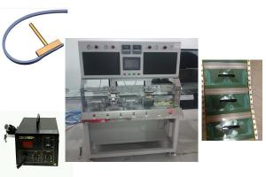China Correct Position TAB Hot Bar Bending Machine For TV Laptop LCD Screen Repair Machine on sale