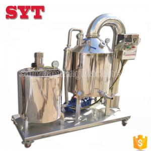 China used honey extractor for honey thickening,honey vacuum concentration machine on sale