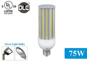 China E40 Base 180 Degree Retrofit Street Light Bulbs , Led Light Bulbs 6500k - 3000K on sale