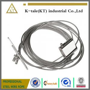 China high quality Stainless steel cable wire rope for safe rope /safe cable/lock on sale